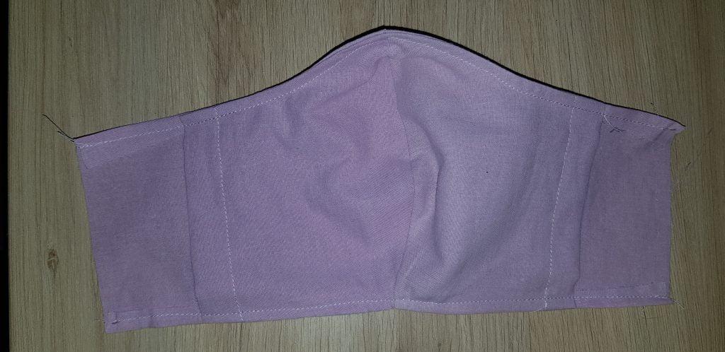 Confinement jour 6 : tuto du masque à insert simplifié - Les Bricoles de Gwenn