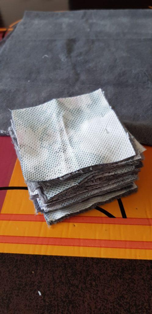 Tuto couture débutant : les lingettes lavables - Les Bricoles de Gwenn