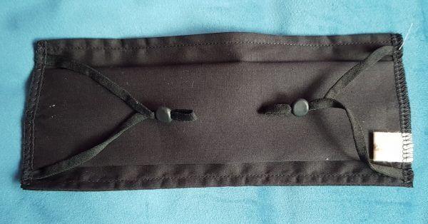 Masque à plis type AFNOR - Les Bricoles de Gwenn