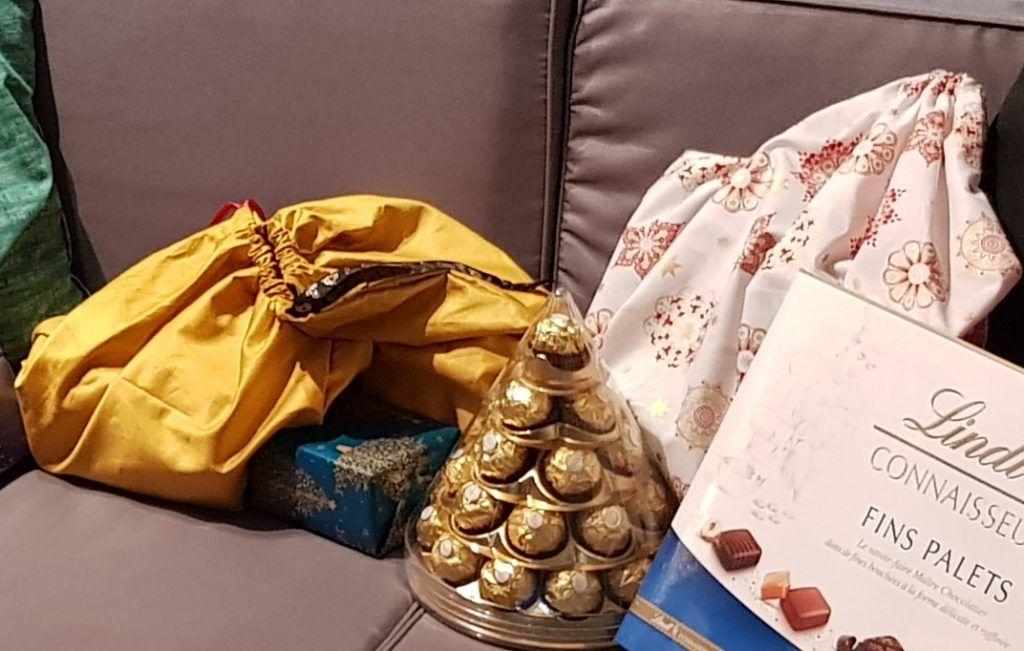 Tuto du pochon cadeau réutilisable simple et rapide - Les Bricoles de Gwenn