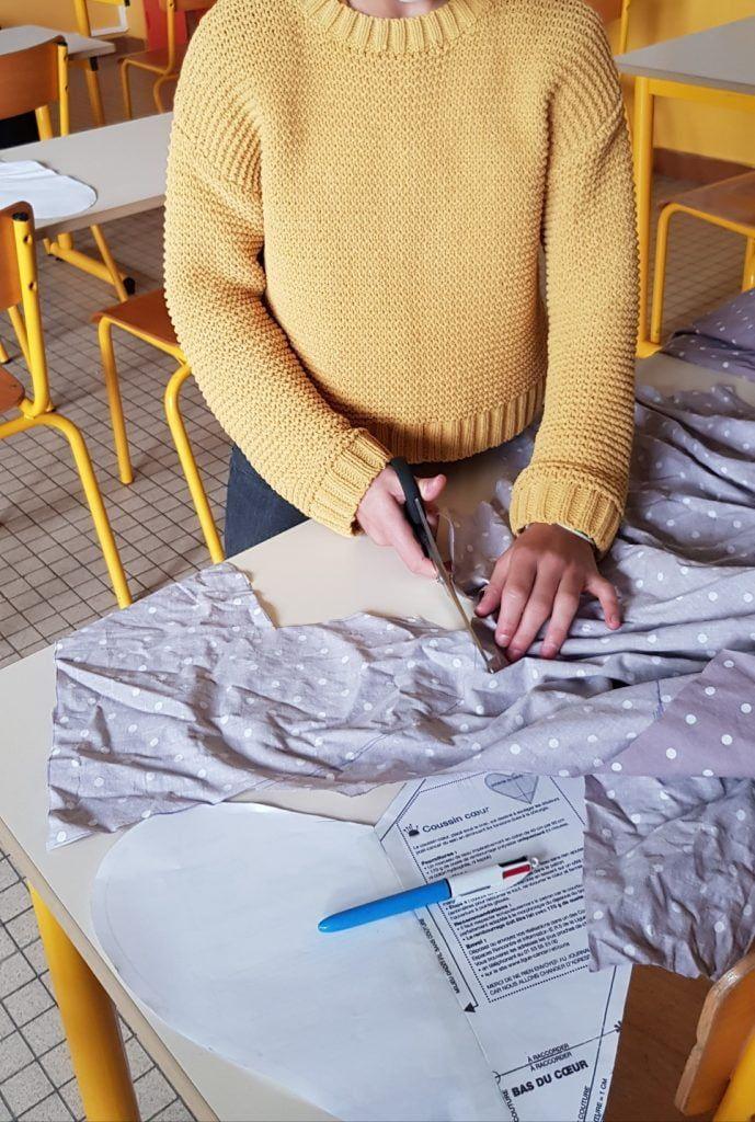 Reprise de l'atelier couture au collège - Les Bricoles de Gwenn