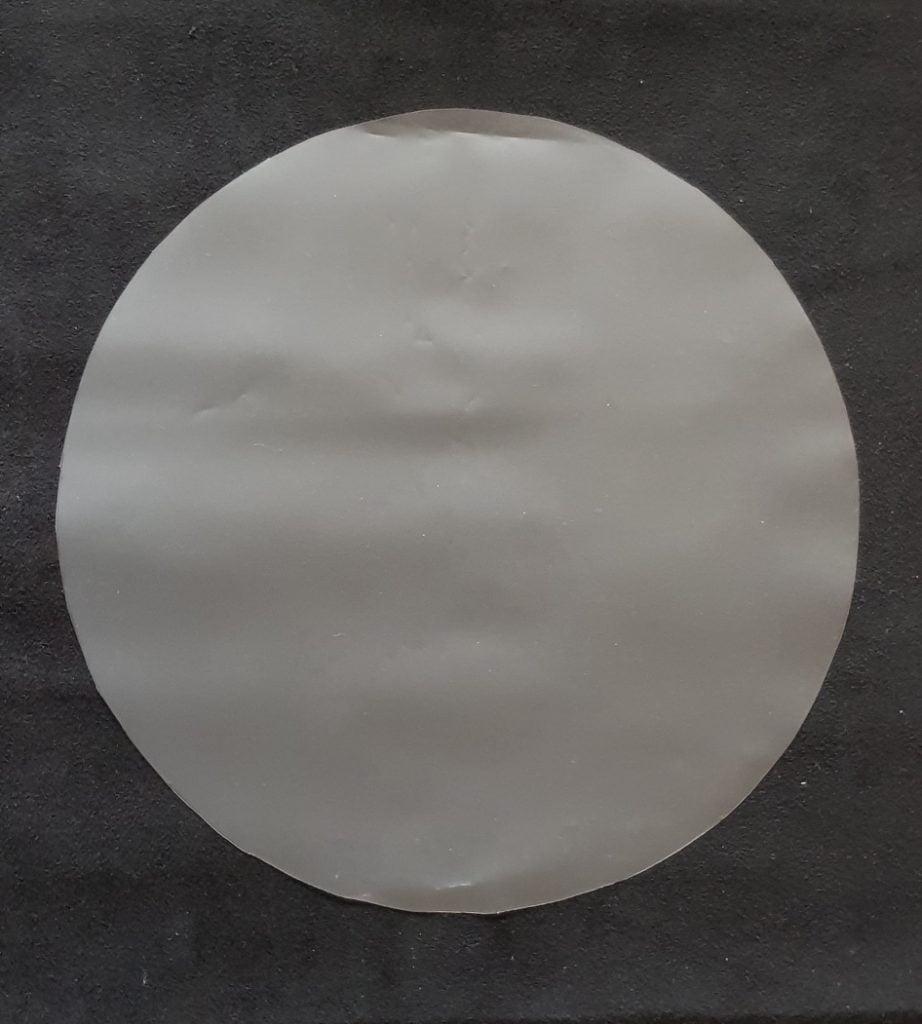 La charlotte alimentaire translucide et lavable - Les Bricoles de Gwenn
