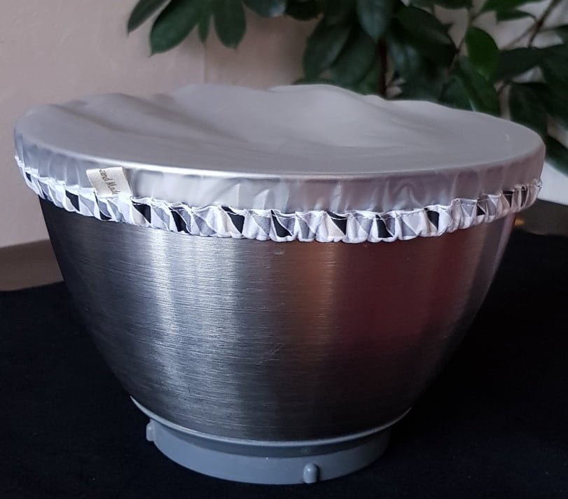 Charlotte alimentaire couvre-saladier