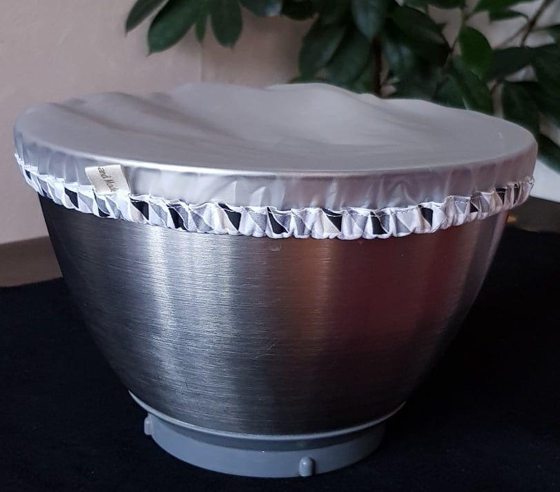 La charlotte alimentaire translucide et lavable