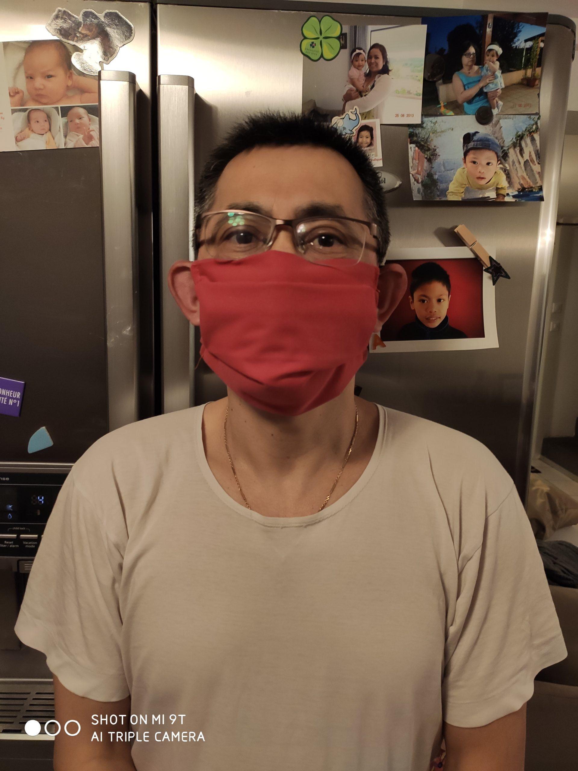 Billet d'humeur : la fin des masques en tissu artisanaux ? - Les Bricoles de Gwenn