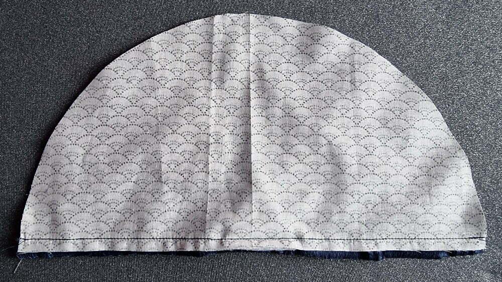 Tuto du doudou hibou plat à étiquettes - Les Bricoles de Gwenn