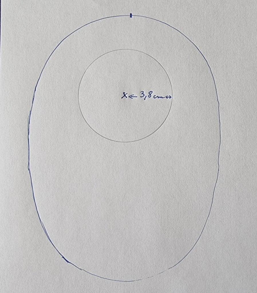 Tuto du cache-poche de stomie - Les Bricoles de Gwenn