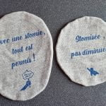 cache-poche de stomie